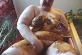 Die fette Amateur Kaviar Schlampe