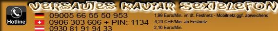 Versautes Kaviar Sextelefon