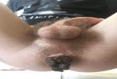 Schwuler beim scheissen