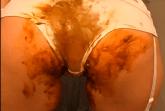 Ein Po voll mit Scheisse