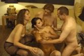 Sexorgie mit Kaviar