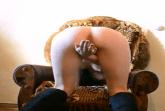 Finger im Arsch und Scheisse fressen