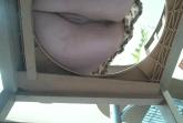 Fette Scat Schlampe und der Kackstuhl