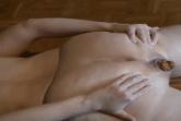 Geil scheissen im Kaviar Porno