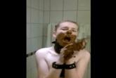Kaviar Luder beim Toilettensex