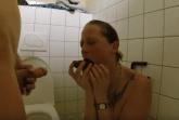 Kaviar Paar beim Scatsex